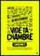 affiche-fluo-jaune-brocante