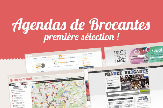 agendas en ligne des brocantes la s lection du moulin. Black Bedroom Furniture Sets. Home Design Ideas